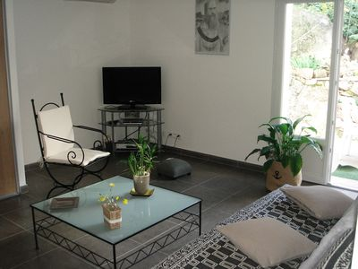 Photo for 1BR Apartment Vacation Rental in Porto-Vecchio, Corse