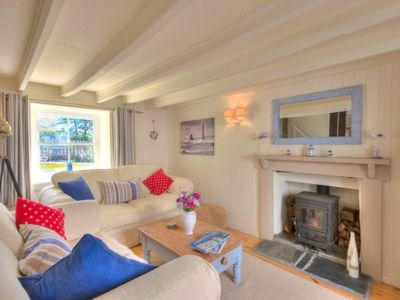 Photo for Adorable cottage close to St Mawes harbour that has retained character features