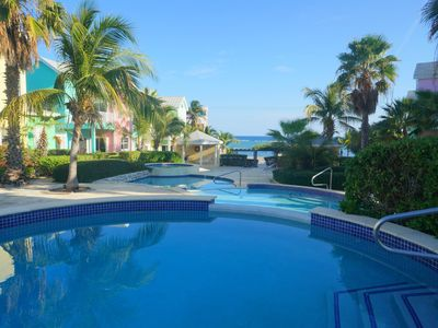 Photo for Tequila Sunrise Villa -  Unobstructed Ocean Views From Every Room !