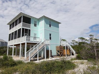 Photo for 5BR House Vacation Rental in Cape San Blas, Florida