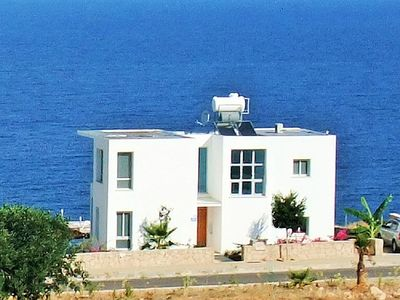 Photo for Private villa with HEATED POOL, 3 ensuites,  FREE WiFi & UK TV,  AC in all rooms