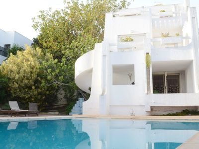 Photo for Homerez last minute deal - Big villa with swimming-pool and Wifi