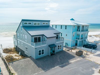 Photo for Casa Bella: Newly Renovated, Beach Front Home! 8 BR / 5.5 BA!