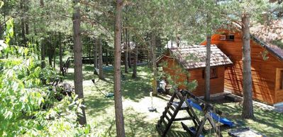 Photo for Holiday house Titova Korenica for 4 persons with 2 bedrooms - Holiday house