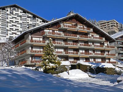 Photo for Apartment Les Niveoles  in Crans - Montana, Valais - 4 persons, 1 bedroom