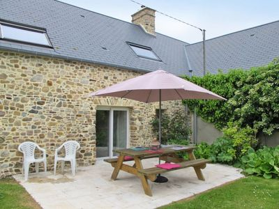 Photo for Saint-Germain-sur-Ay Holiday Home, Sleeps 5 with Free WiFi