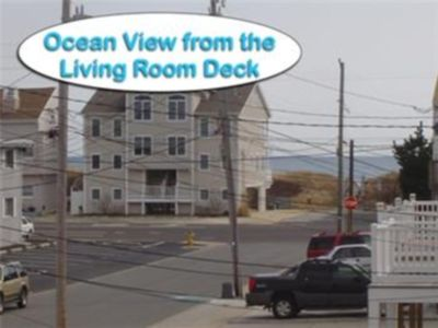 Photo for Beach Block with Ocean Views, 8 houses to family friendly beach