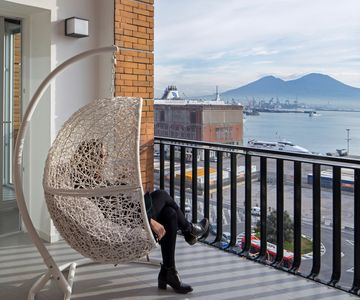 Photo for Panoramic Apartment with Sea View Terrace
