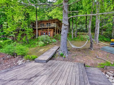 Photo for 3BR Cabin Vacation Rental in Mountain Rest, South Carolina