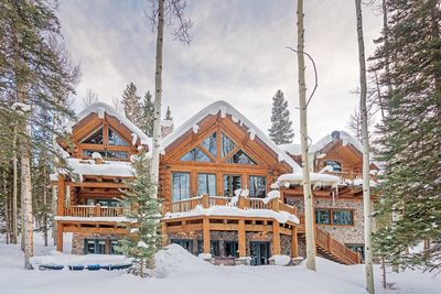 Exactly what you would expect from a luxury ski cabin
