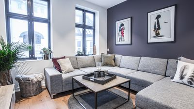 Photo for Fantastic apartment in the heart of Bergen