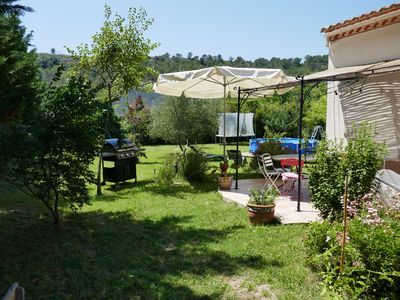 Photo for Quiet villa near Montpellier between sea and river