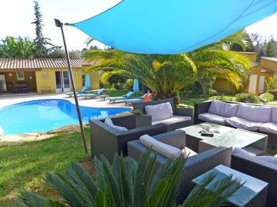 Photo for Vacation home L'Hacienda in Le Castellet - 10 persons, 5 bedrooms