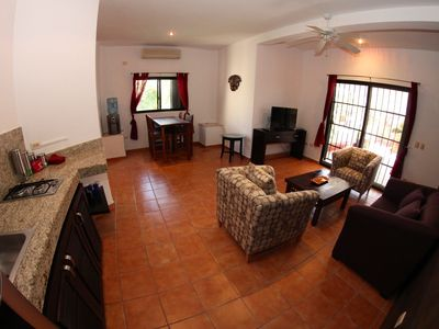 Photo for Award Winning BRIC Hotel and Spa in Playa del Carmen. Condo Suite 30