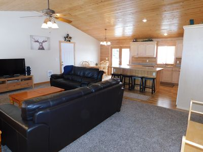 Photo for *NEW LISTING* Lazy Bear Cabin is a 3 bedroom/2 bath within 25 minutes of YNP