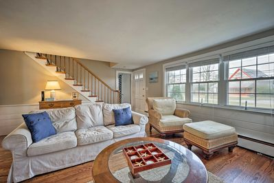 Your Cape escape begins at this Falmouth vacation rental house!