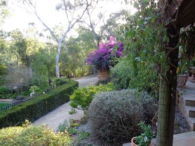 Photo for Self contained two-bedroom unit in a bush garden setting