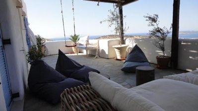 Photo for Holiday house Paros for 8 - 10 persons with 3 bedrooms - Holiday house