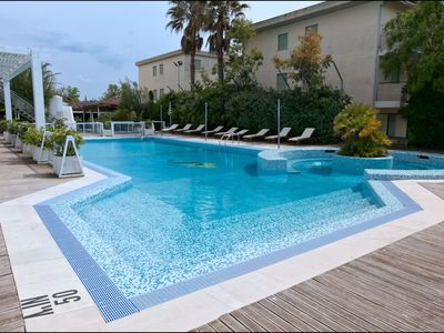 Photo for Apartment in brand new complex located 300 meters from the sea.