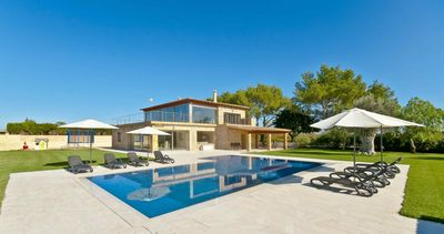 Photo for Villa Es Velar – Modern Finca with Pool & Garden