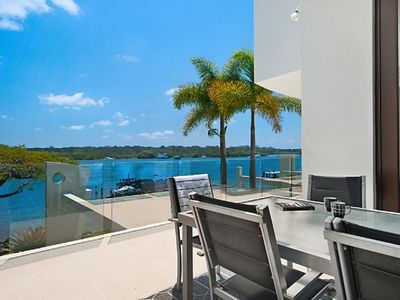 Photo for Hilton Park -  Outstanding and Spacious Noosa Waterfront  Apartment