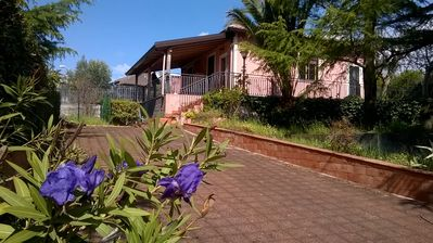 Photo for Etna Houses & Horses, Antonella holiday house
