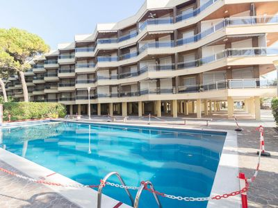 Photo for Nice apartment 6 pax with communal pool in Cambrils.