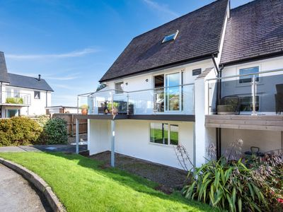 Photo for Located in the centre of Abersoch village, just a short walk from Abersoch's renowned shops, restaur