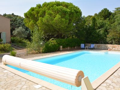 Photo for Cottage 5/6 people, 2 bedrooms, pool, quiet and nature guaranteed