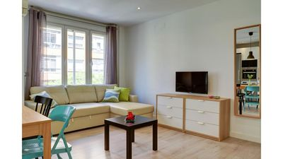 Photo for Very cute apartment at only 5 Min Prince Felipe Pavilion