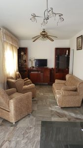 Photo for PRAIA DO MORRO Guarapari 3 bedroom semi-detached house with air-conditioning