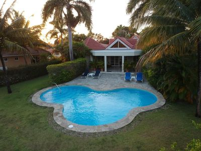 Photo for Beautiful Villa in Sosua - Walk to beach and Downtown!!!