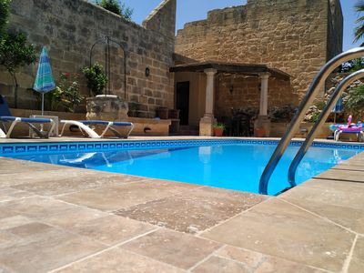 Photo for Fantastic House Of Character With Own Private Swimming Pool And BBQ Area