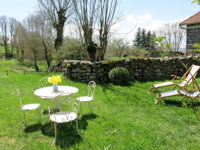 Photo for Vacation home Le Créchou (AOU100) in Ouides - 7 persons, 4 bedrooms
