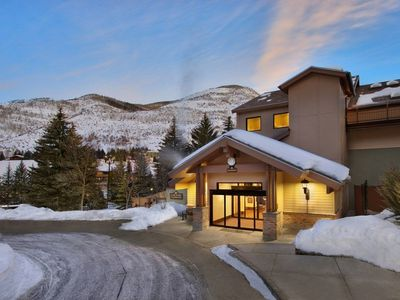 Photo for New Listing Vail! - Marriott Streamside - Evergreen building (Unit 3)