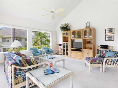Poipu Affordable Vacation 8 Guests A/C Master&Guest Bedroom*Regency 521*