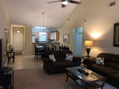 Photo for Beautiful Modern Condo Just 2 Miles From Campus!