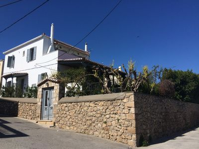 Photo for Traditional House, Walking Distance To Dapia & Palio Limani