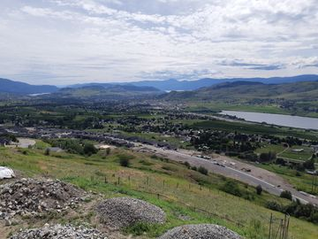 Foothills, Vernon, British Columbia, Canadá