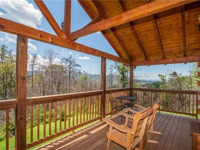 Photo for Ever After 2, 1 Bedroom, Hot Tub, Fireplace, Jetted Tub, WiFi, Sleeps 2
