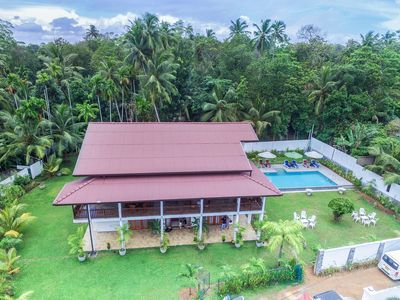 Photo for HikkaResort - Amazing 7BR Private Deluxe Villa with a Pool