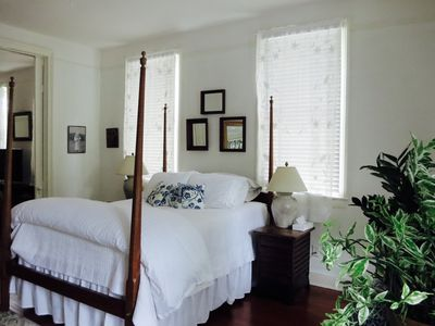 Photo for Quaint Apartment in Historic District- 1 block from Marion Square