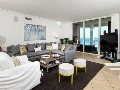 Photo for Portofino Island Resort 3-1004: 3 BR / 3 BA condominium in Pensacola Beach, Sleeps 8