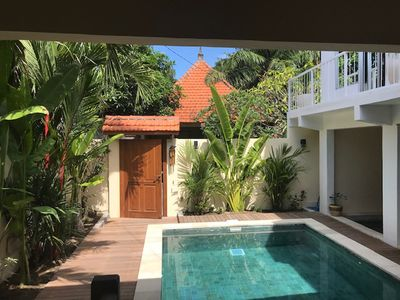 Photo for CHARMING VILLA JAVANEE IN CANGGU 10 MIN FROM BEACH