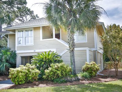 Photo for Beautifully decorated Home in the Beachside Community w/ Community Pool and Tennis Facilities!