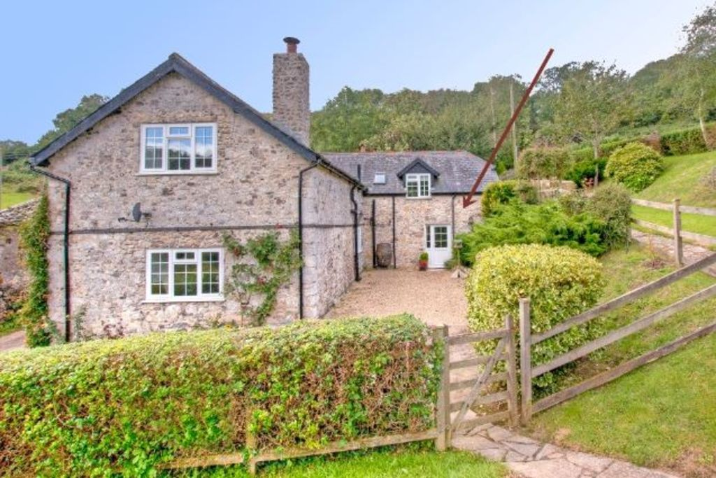 Scots Cottage Branscombe Devon Delightful Romantic
