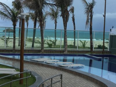 Photo for Apt 2 bedrooms near Beach Park Front Sea