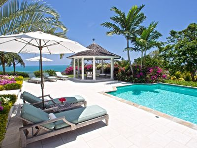 Photo for 5 bedroom villa located in the Tryall Club in Montego Bay.