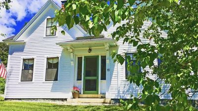 """Photo for """"This house was our dream Maine vacation!""""  See the review from a renter."""