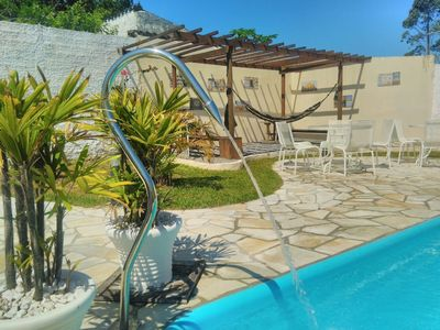 Photo for House w / 12 SWIMMING POOL Solimar-Matinhos! Carnival leased☺ contact 41 99637-1885